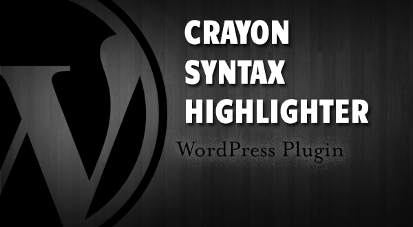 Crayon Syntax Highlighter Plugin Theme Color Previews (Demo)