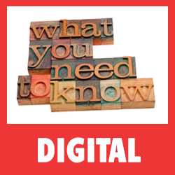 Digital - What You Need To Know