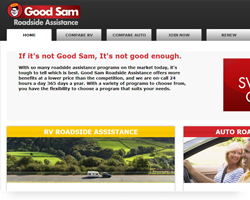 Good Sam Club Roadside Assistance