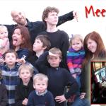 Meet the Kellogs - 14 people in 1 RV