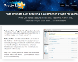 Pretty Link Pro WordPress Plugin