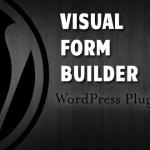 Visual Form Builder WordPress Plugin