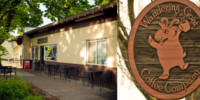 Wandering Goat Coffee Company, Eugene, OR