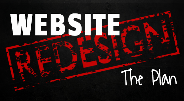 Website Redesign: The Plan For 416BC