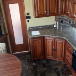 2012 Redwood 36FL - Kitchen View