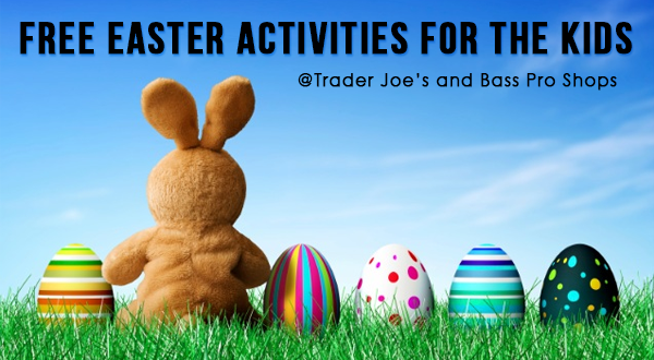 Free Things to Do with Kids for Easter