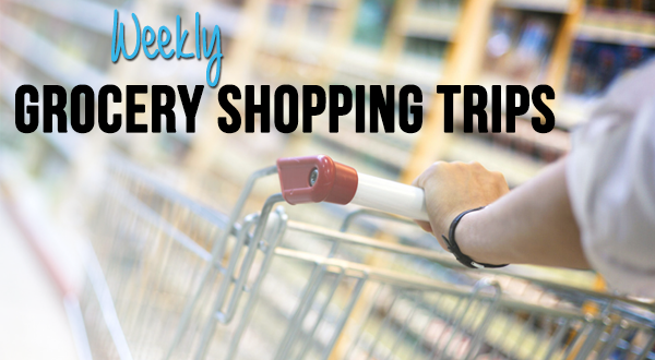 Weekly Grocery Shopping Trips