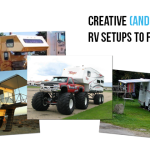 Creative and Unique RV Setups to Fulltime