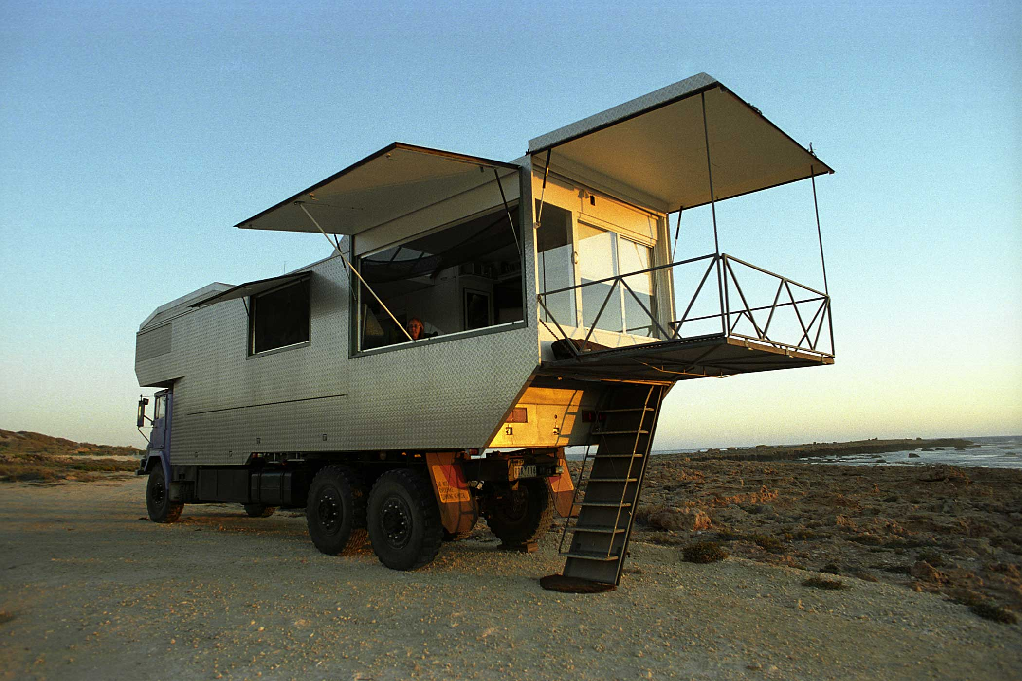 Custom RV Rig In Australia By Rob Gray