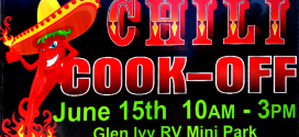 Chili Cook-Off at Glen Ivy RV Park