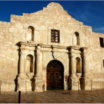 Texas - No Income Tax and The Alamo in San Antonio