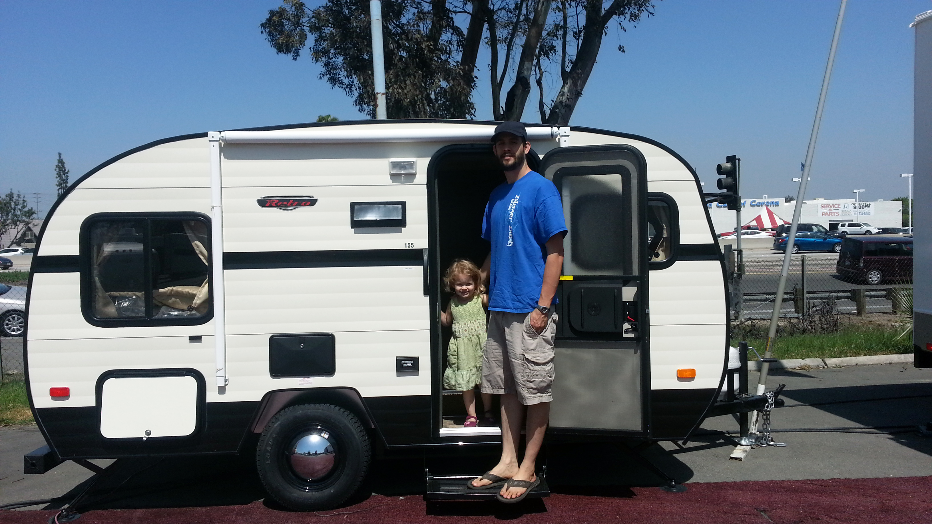 Conclusion: We Can (Eventually) Afford It! The Smallest Travel Trailer ...