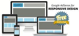 Google Adsense for Responsive Design: WordPress Plugin